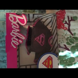 Barbie Supergirl top new in box